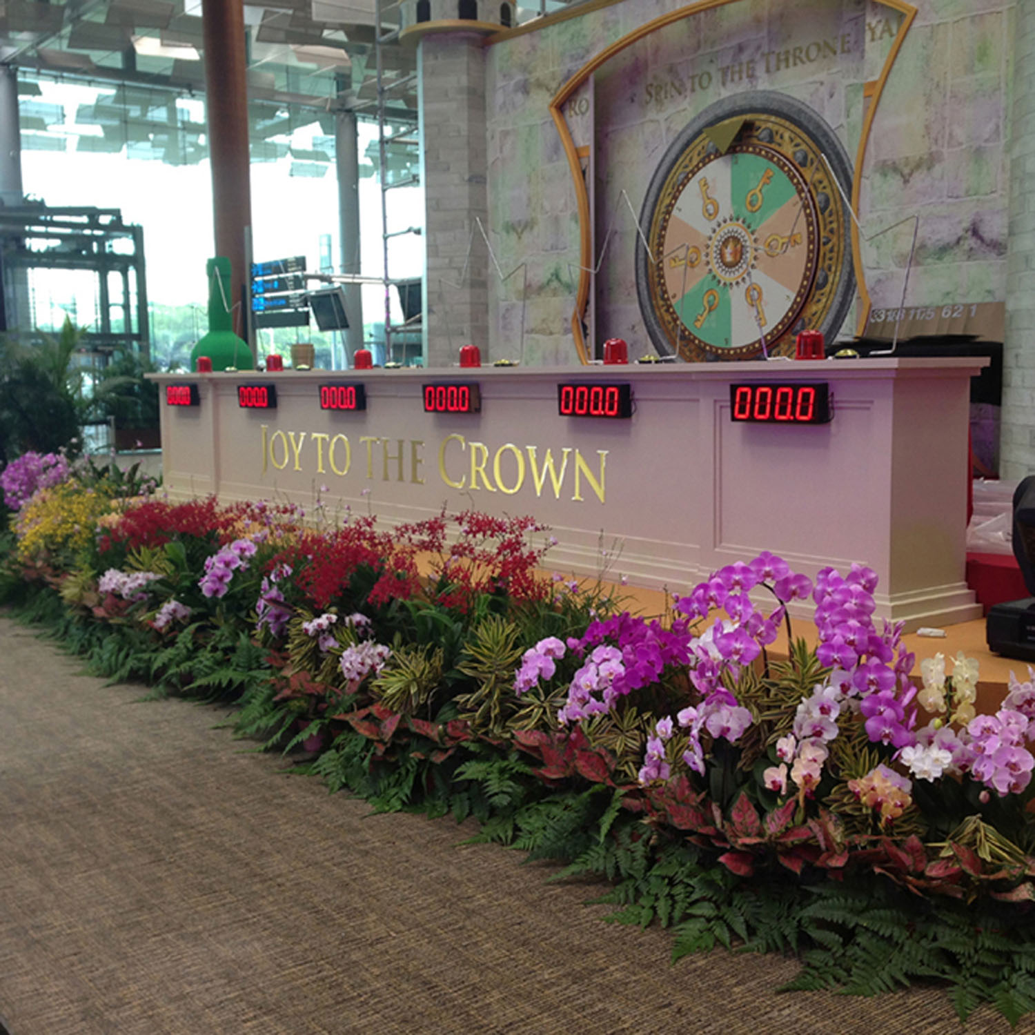 Stage Decoration - Woon Leng Nursery